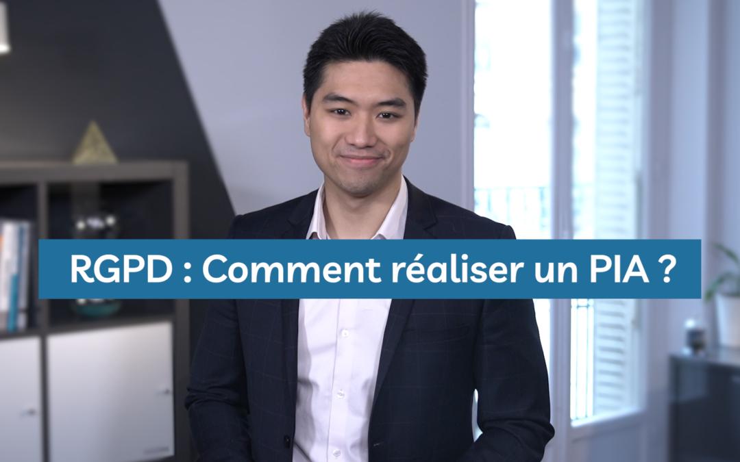 RGPD : Comment réaliser un PIA ?